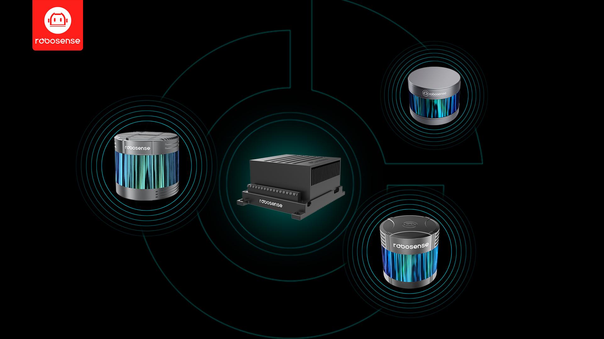 NVIDIA Jetson AGX Xavier助力RoboSense打造新一代AI感知算法